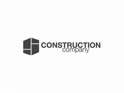 Construction Company Logos Inspiration Dribbble Services Firm