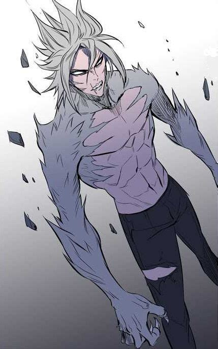 werewolf noblesse anime transformation manga character werewolves guys concept drawings drawing feel sure whole awesome characters