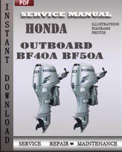 Honda Bf50a Wiring Diagram : honda outboard bf40a bf50a service manual download ~ A.2002-acura-tl-radio.info Haus und Dekorationen