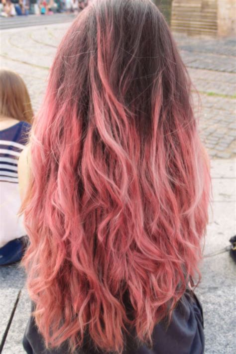 11 Best Images About Pastel Pink Hair On Pinterest Red