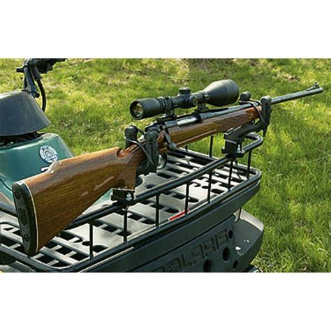 atv gun rack all rite graspur single gun bow rack 85113 gun bow