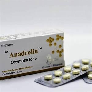 Buy Kohoh Pharma Anadrol 50mg Oxymetholone Tablets Online