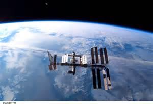 International Space Station Shuttle