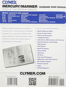 Mercury Mariner Outboard 200 225 Optimax Service Manual