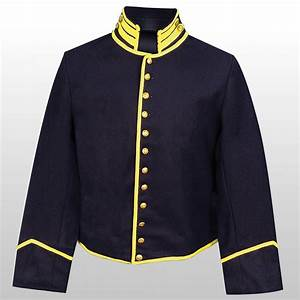 American Eagle Size Chart Mens Civil War Union Enlisted Cavalry Shell Jacket