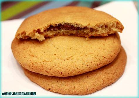 hervé cuisine cookies cookies fourrés au nutella