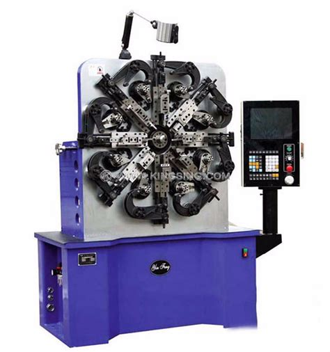 high precision automatic cnc wire forming machine