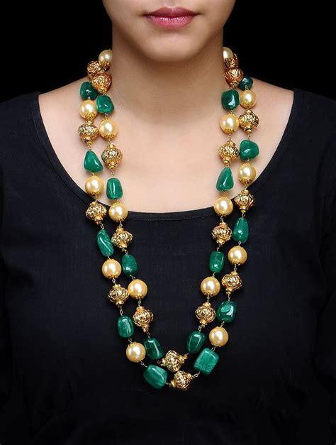 ideas  semi precious stone jewellery