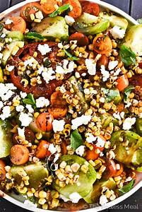Summer Tomato and Grilled Corn Salad The Endless Meal