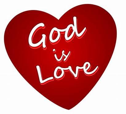 God Clipart Heart Graphic Christian Valentine