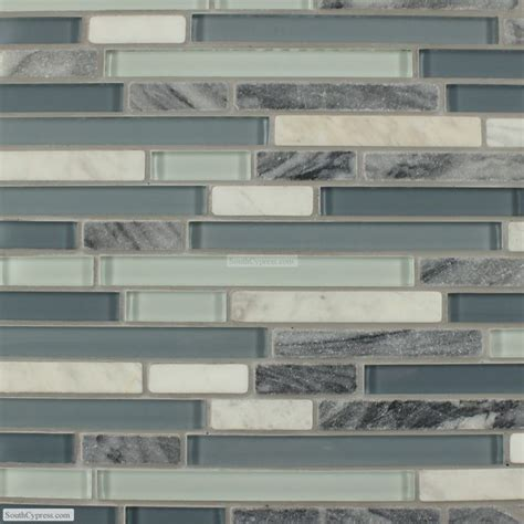 kitchen backsplash glass and stone mosaic tiles diy