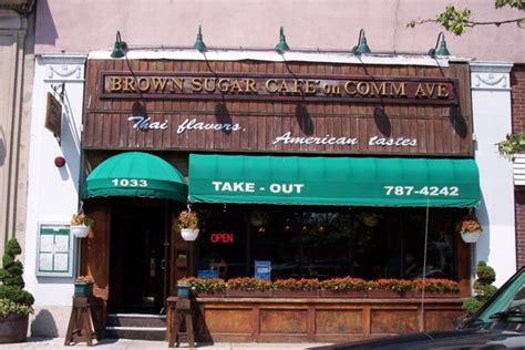 restaurant ma cuisine brown sugar cafe boston ma photo from boston 39 s