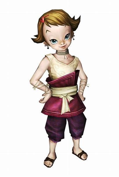 Zelda Twilight Princess Legend Beth Bea Characters