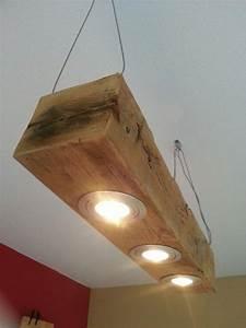 Lampe Aus Holz : deckenlampe aus altem eichenbalken lamp from old oakwood eichen holz pinterest lampen ~ Eleganceandgraceweddings.com Haus und Dekorationen
