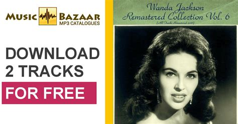 Wanda Jackson Remastered Collection Vol. 6 (all Tracks