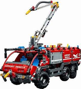 Lego Technic Erwachsene : buy lego technic airport rescue vehicle 42068 incl ~ Jslefanu.com Haus und Dekorationen