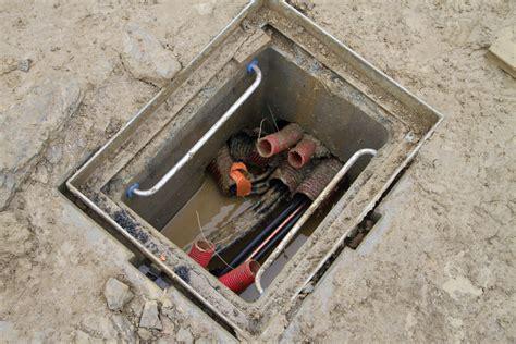 chambre de tirage lt1 installations souterraines