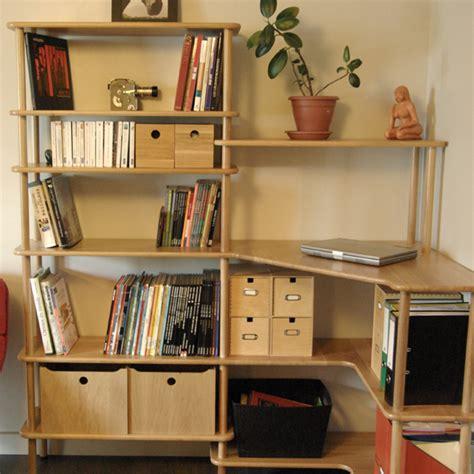 meuble bureau bibliotheque meuble bibliothèque avec bureau intégré fenrez com
