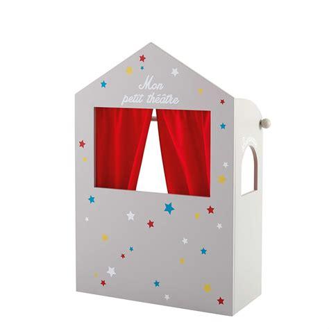 deco chambre bebe théâtre de marionnettes pour enfants maisons du monde
