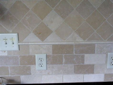 lighten  stone tile backsplash ceramic tile