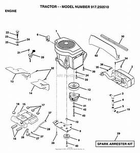 Ayp  Electrolux 917 250510  1999  U0026 Before  Parts Diagram