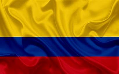 Colombia Flag Colombian Silk America South Wallpapers