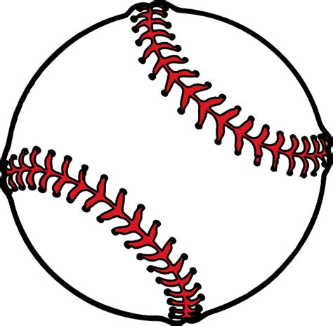 Free Printable Baseball Clip Art Images