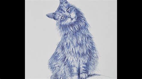 draw  cat  fountain  youtube