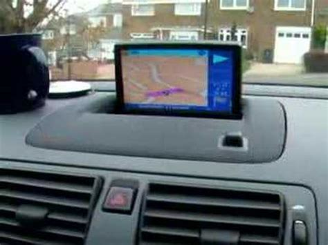 volvo   dvd  sat nav  screen youtube