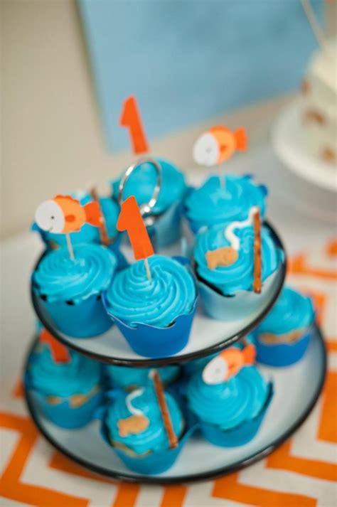 1st birthday kara 39 s party ideas fish themed 1st birthday party via kara 39 s party ideas