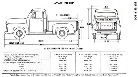 short bed dimensions truck ford   pinterest shorts  beds