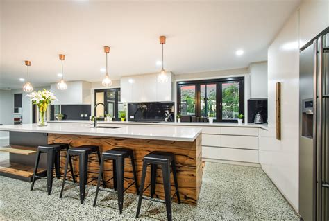 Polished Concrete. Kitchen Island Nyc. Kitchen Island Kit. River White Granite Kitchen. Small Kitchen Open Floor Plan. Kitchen Cabinet Color Ideas For Small Kitchens. Tile Backsplash Kitchen Ideas. Kitchen Knife Storage Ideas. Modern Kitchen Idea