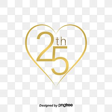anniversary png images vector  psd files