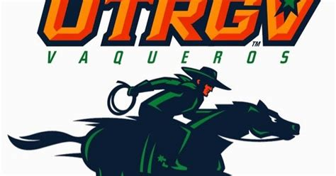 Analyzing The Utrgv Vaqueros Logo, Or