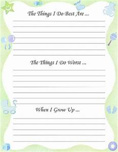 free printable baby book page quotwhat i do best With free printable baby book templates
