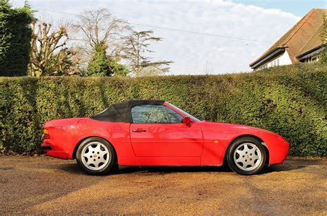Used 1991 Porsche 944 S2 Turbo Cabriolet For Sale In West