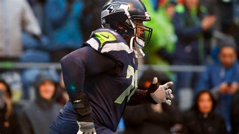 seattle seahawks lock  tackle duane brown  contract