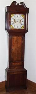 Antique, Grandfather, Longcase, Clock, Roberts, Gaerwen, For, Sale