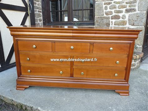 Commode Merisier Louis Philippe by Commode Pantalonni 200 Re 9 Tiroirs Louis Philippe Ref