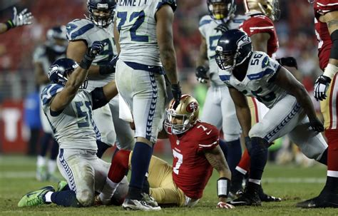 ouch seahawks pound ers    victory niner insider