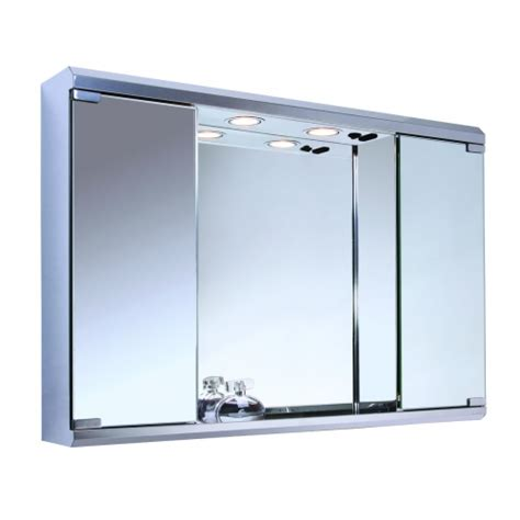 Stainless Steel Mirrored Bathroom Cabinet by Stainless Steel Mirrored Bathroom Cabinet Bathroom