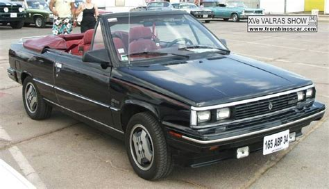 1985 renault alliance convertible 1985 amc renault alliance convertible