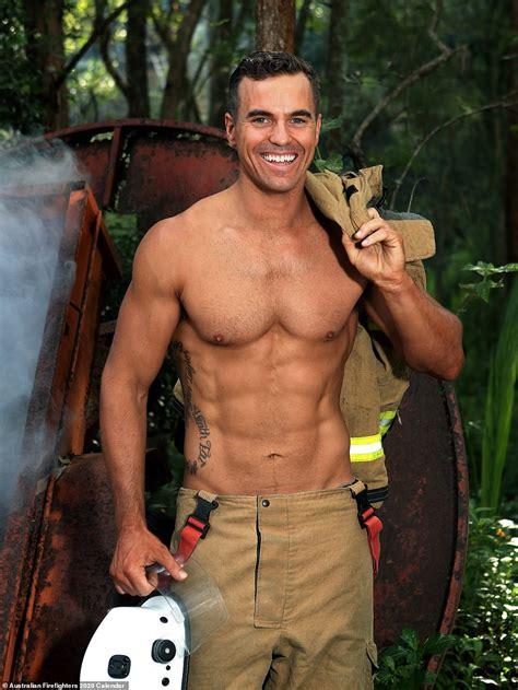 edicao   calendario de bombeiros australianos faz