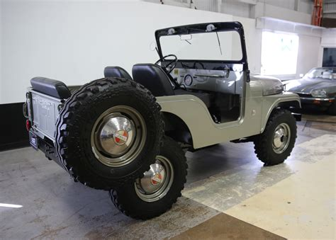 jeep kaiser cj5 kaiser jeep vehicles specialty sales classics