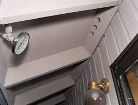 How To Install A Bathroom Fan Vent In The Soffit