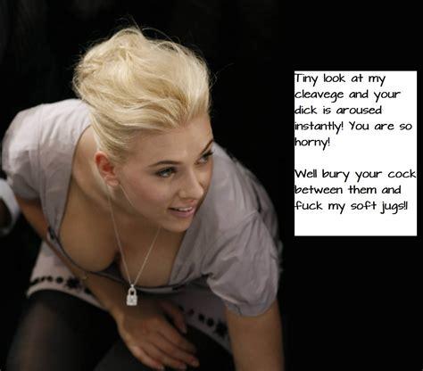 Scarlett Johansson Captions - PornHugo.Com