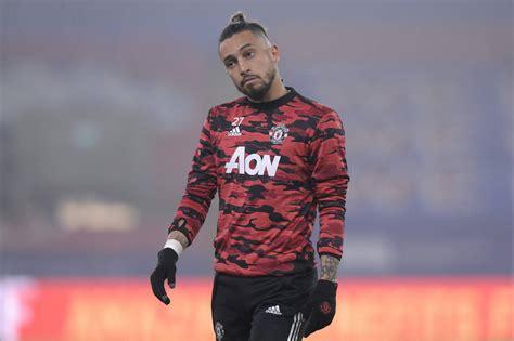 Alex Telles warns Manchester United about Roma striker Dzeko