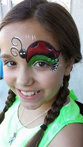 50, Awesome, Face, Painting, Ideas, For, Kids
