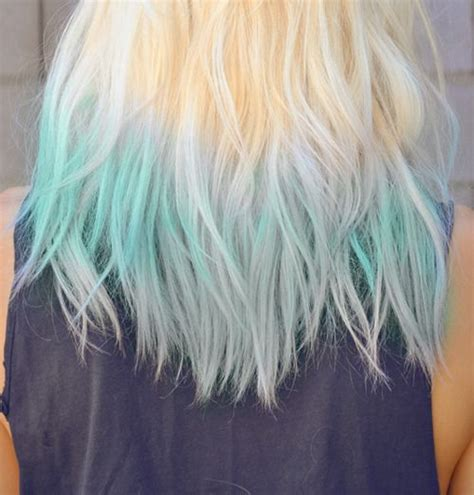 I Want To Dyed My Hair Like This Or Dyed It All Of My Hair