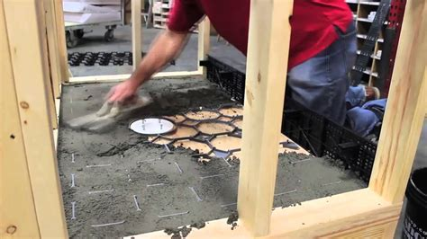 Shower Pan Installation   How To Install Tile Video   YouTube